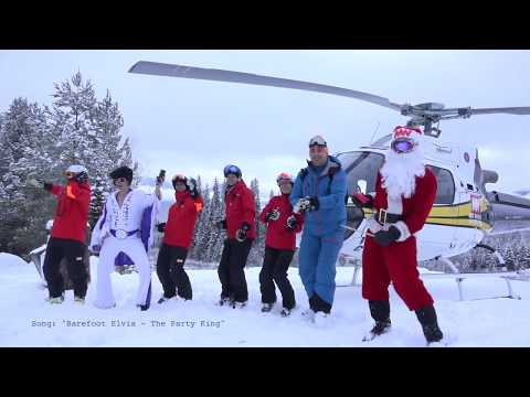 Tour 702, Dec 16-23 2017 | Heli-Skiing Highlights of the Week