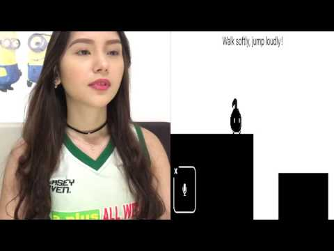 Scream Go | VOICE CONTROLLED GAME | Try po natin mga ka-Aplus!