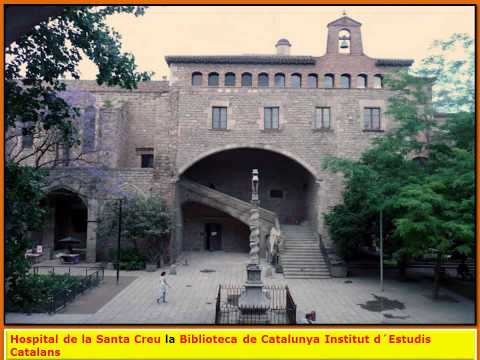 BARCELONA MONUMENTAL EL RAVAL