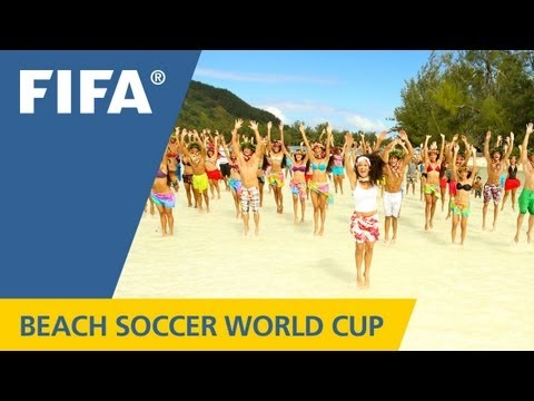 song: FIFA Beach Soccer World Cup Tahiti 2013