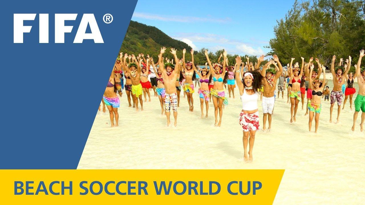 Presentado el logo del Mundial FIFA de Beach Soccer Bahamas 2017