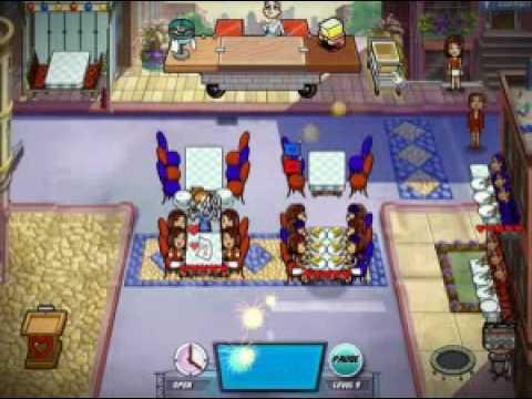 Diner Dash 5- BOOM Game Download For PC - Big Fish Games.flv