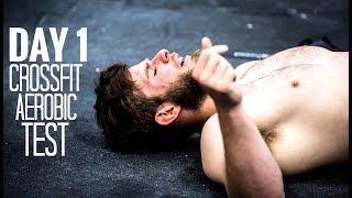 The START of 365 days of CROSSFIT PROGRAMMING