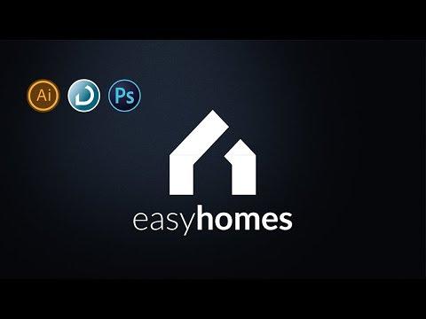 Logo Design In Adobe Illustrator CC -  LOGO DESIGN AND MOCKUP TUTORIAL thumbnail