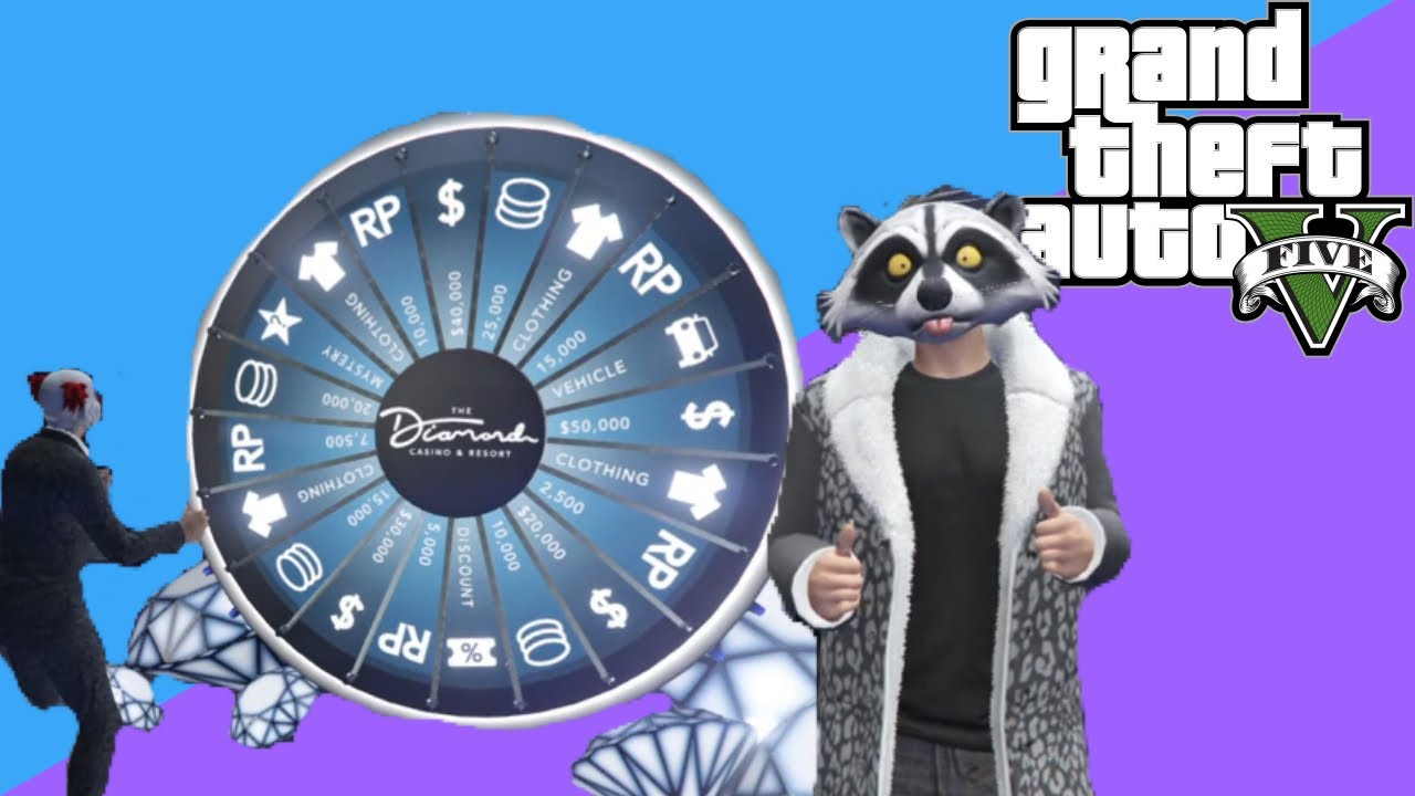 Gta Online Casino Wheel Glitch