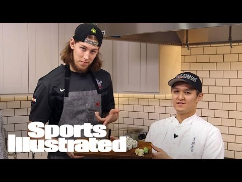 The Art Of Sush With Kelly Olynyk | Sports Illustrated