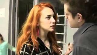 Оля Будилова в клипе Ты бросил меня