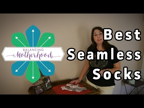 Best Seamless Socks for Kids with Clothing Sensitivities Review