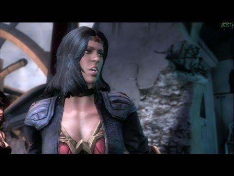 opening scene of Wonder Woman 2011 TV Pilot Starring Adrianne Palicki