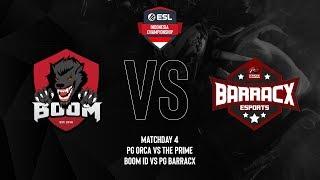 ESL Indonesia Championship Season 2 - Dota 2: Matchday #4 thumbnail