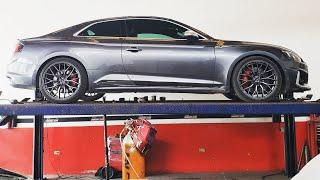 Le pongo a mi Audi RS5 un sistema de escame Remus | Suena como una bestia !!!
