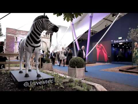 Investec Opera Holland Park: Behind the scenes