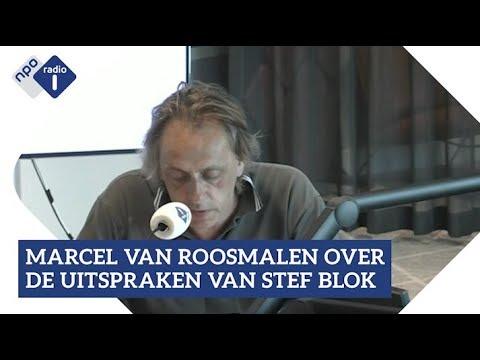 Marcel van Roosmalen over de uitspraken van Stef Blok | NPO Radio 1