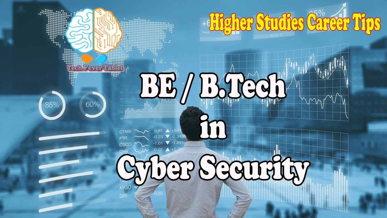 BE / B.Tech Cyber Security in 2020 | Higher Studies Career Selection in Tamil | Engineering Updates