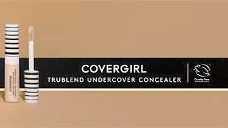 TruBlend Matte Made Foundation & TruBlend Undercover Concealer | COVERGIRL