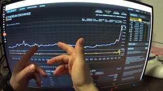 Пятиминутка ETH ZEC сложность мощность (Прогноз на месяц)