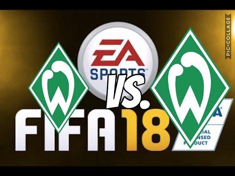 Werder Bremen:Werder Bremen II!!!!! Fifa 18 Nintendo Switch Edition #1