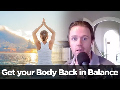 Aaron Alexander- Get your body back in balance - Podcast #103