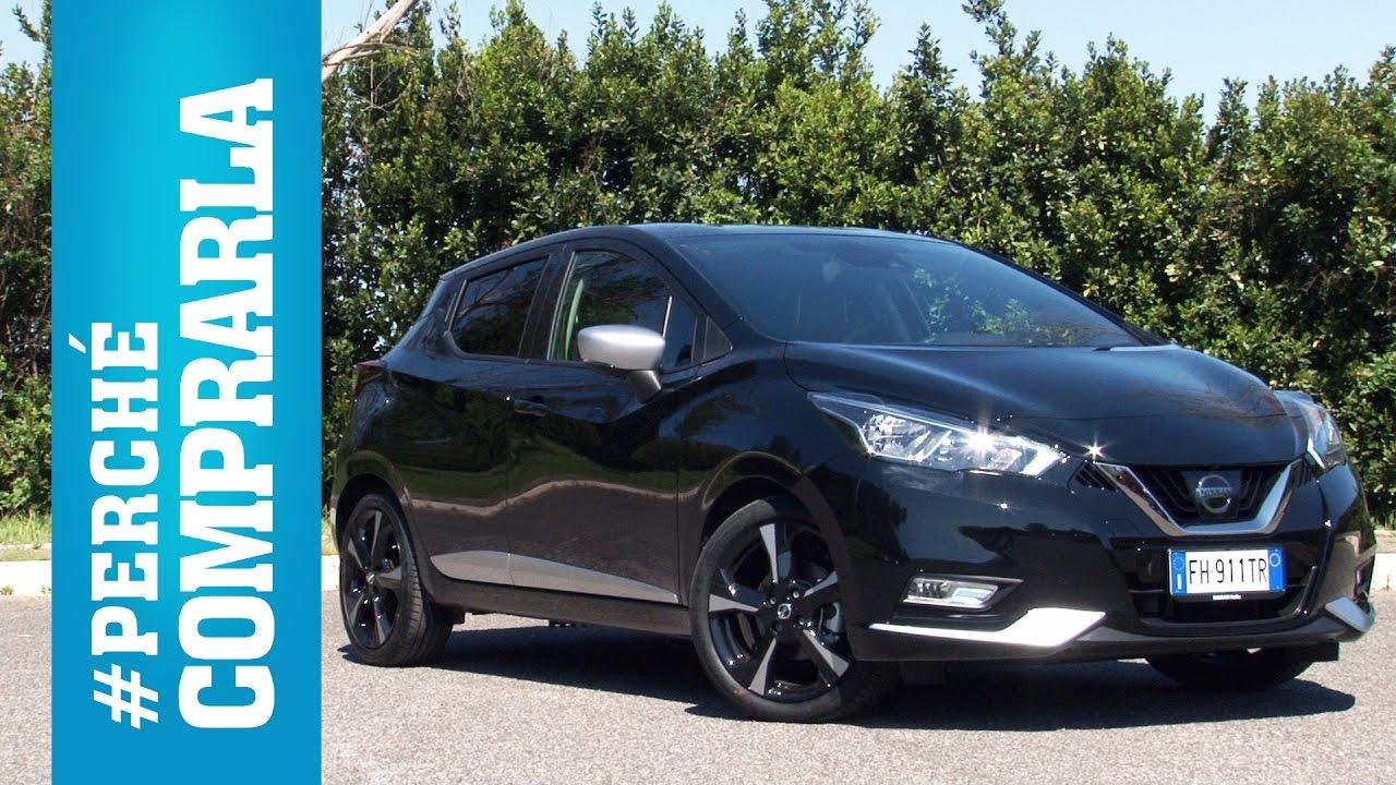 Nissan Micra 2017 | | Perché comprarla... e perché no ...