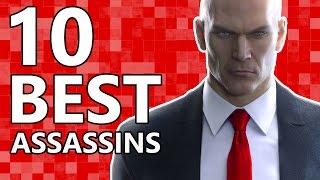Top 10 Assassins in Video Games