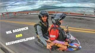 First Experience TRAVELLING PHILIPPINES Together | Fighter Boys WIL DASOVICH