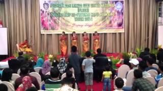 vocal grup Tanjungpinang tingkat SMP seKepri (pulau BINTAN)