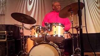 Bernard Purdie & Friends (Mr. Magic/Cissy Strut jam) ~ Live at The Falcon