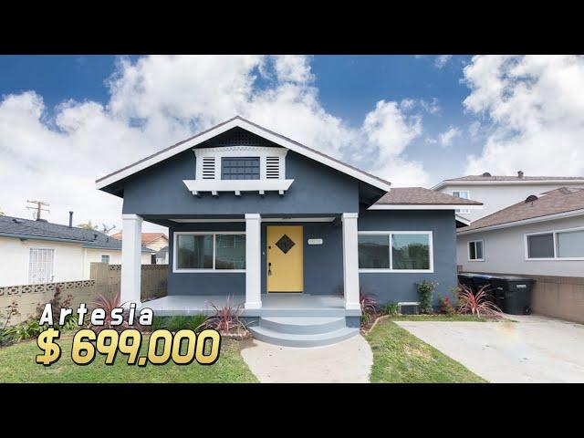 [Virtual Tour] 18412 Devlin Ave, Artesia, CA 90701 I $699,000