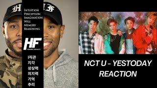 NCT U - Yestoday Reaction Video (Higher Faculty)