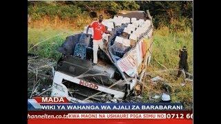 Baragumu : Wahanga wa Ajali za Barabarani (03) - 15.11.2018