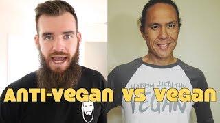 Vegan-Hating YouTuber Attacks Me & Veganism: Response