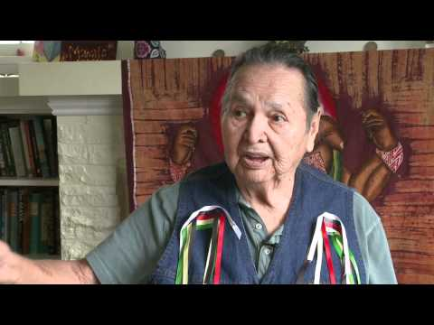 Fred Wahpepah - About the Sweat Lodge Ceremony