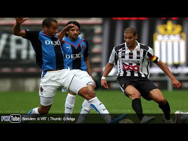 2009-2010 - Jupiler Pro League - 01. SC Charleroi - Club Brugge 1-2