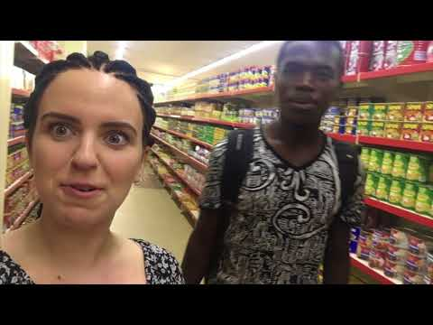 Sierra Leone Vlog 17-18  Freetown shopping mall | Part 5