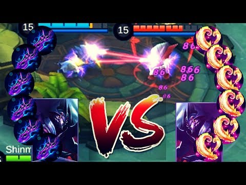 FULL ATTACK SPEED VS FULL MAGIC POWER | Zhask Spawn | WTfacts # 74 | Mobile Legends