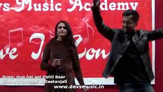 Hua hai Aaj Pehli Baar Performance at Devs Music Karaoke Night www.devsmusic.in