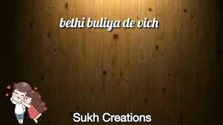 Mar Gye Oye Loko || Gippy Grewal || Ghaint Status || Sukh Creations Special || Whatsapp Status ||