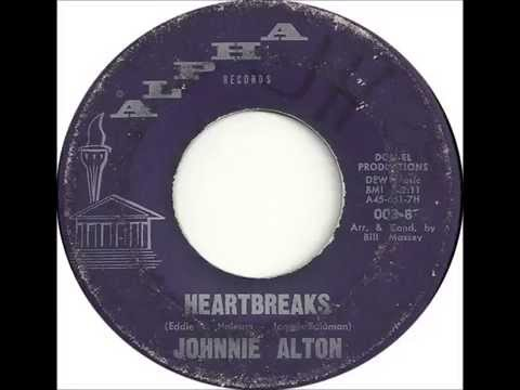 Johnnie Alton - Heartbreaks - Alpha 003 - (1963?) - Philly