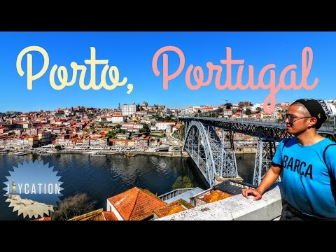 PORTO PORTUGAL CITY GUIDE | OPORTO TRAVEL VLOG