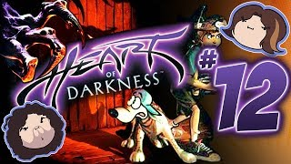 Heart of Darkness: Barfy! - PART 12 - Game Grumps