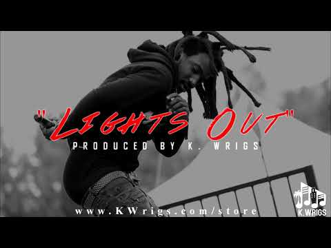"""Mozzy Type Beat 2018 – """"Lights Out"""" (Produced by K. Wrigs)"""