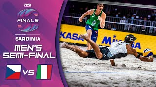Perusic/Schweiner vs. Nicolai/Lupo - Men's Semi-Final