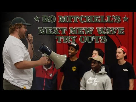 World's Best New Skateboarders Get a Skate Lesson from Bo Mitchell