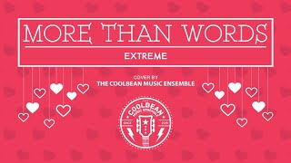 More Than Words | Extreme (Cover) :: The Coolbean Music Ensemble (Coolbean Studios)