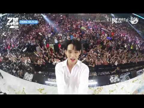 Minshua Moment [Mingyu×Joshua] Hello - DK, Jun, Mingyu (SEVENTEEN)