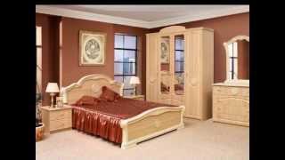 видео мебель для спальни