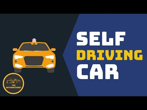 [HINDI] Self-Driving Car : Working Animation with History Explained!!