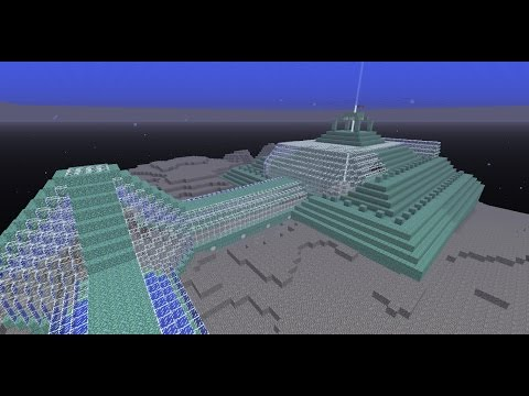 Minecraft 2b2t: Deep Ocean Base Building