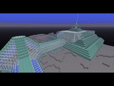 Minecraft 2b2t: Deep Ocean Base Building