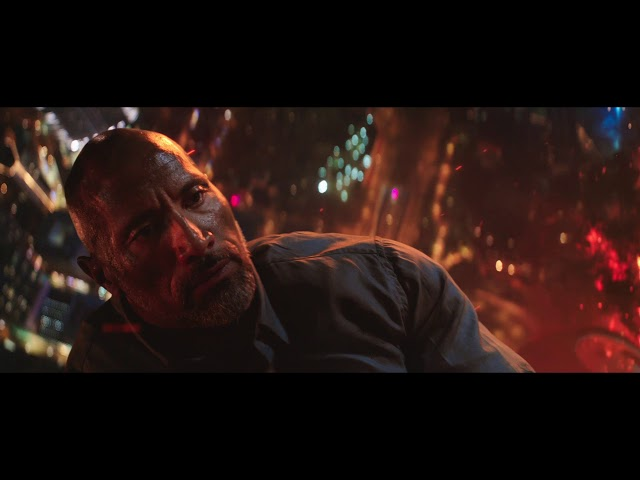 【摩天大樓】最終預告- 7月12日 驚爆天際 IMAX 震撼登場